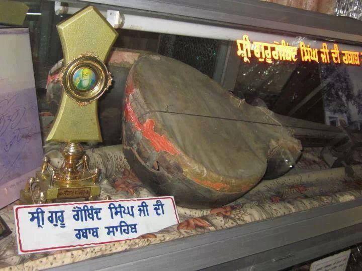 Rabab-Shri Guru Nanak Dev ji #GuruNanakDevJi #Sikhism #Sikh