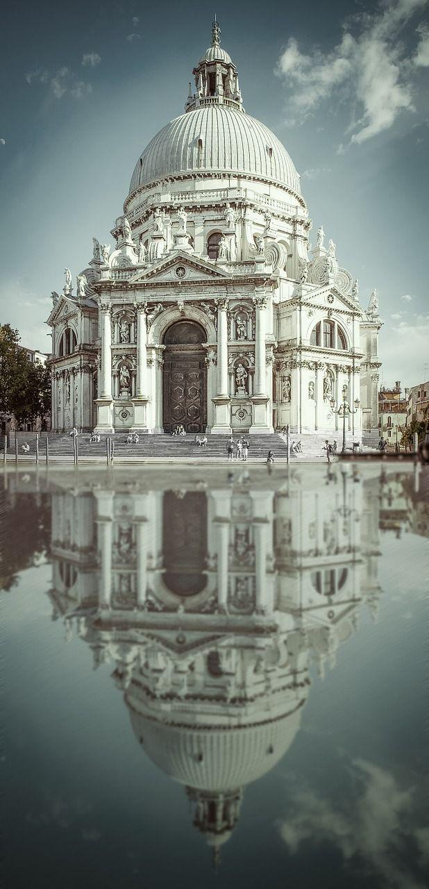 Benátky, Taliansko, Kanál, Grand Canal