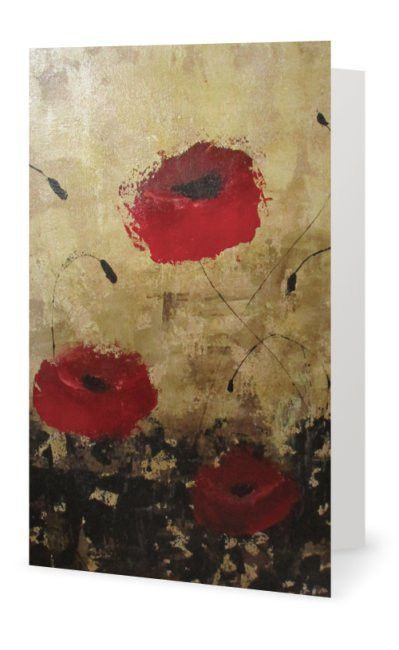 1625 best greeting cards images on pinterest pop up cards pop up impressionist poppies printed in the usa poly sleeved w white envelope one sided glossy with uv varnish card measures approx x m4hsunfo