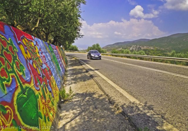 The Greek Peloponnese Street Art Gallery, Kalamata -Mallory On Travel