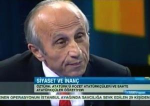 Yaşar Nuri Öztürk: Laiklik Kuran'ın emri… CHP'nin başına Cebrail'i getirsen yine olmaz (videohaber)