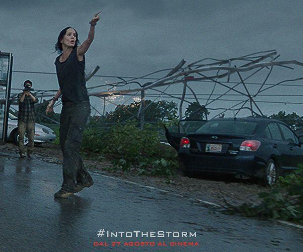 #IntoTheStorm dal 27 agosto 2014 al cinema! Con #RichardArmitage, #SarahWaine e #JeremySumpter