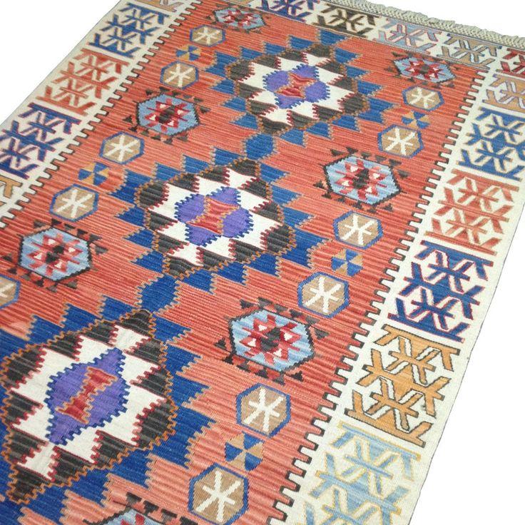 #tapis #turc #kilim #ethnique #décoration