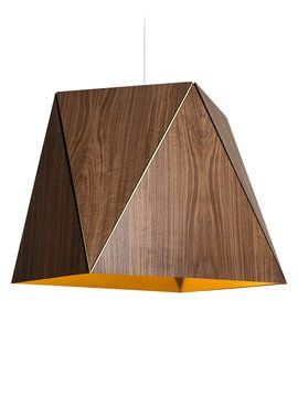Calx Pendant from Contemporary Lighting Feat. Sonneman on Gilt
