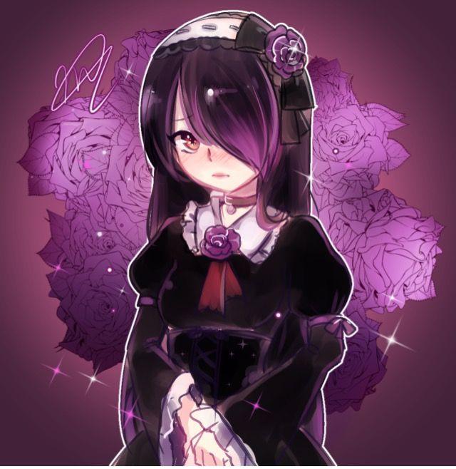 Gothic Lolita Juleka by thelazyfluffybunny