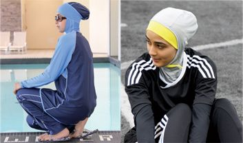 From sports headscarves to full-length swimsuits, there are now more options on the market for Canadian-Muslim women looking for sportswear.