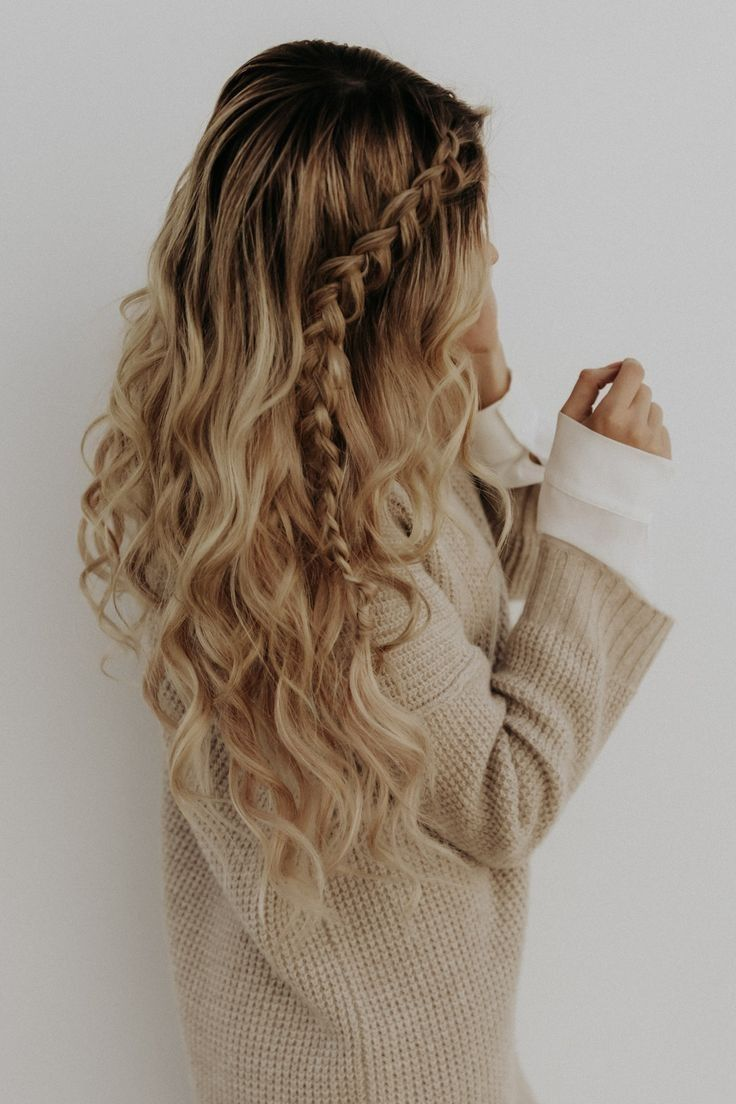 Uploaded By N2srin 3bd Find Images And Videos About Fashion Hair And Girly On We Heart It Long Hair Styles Braided Hairstyles Easy Medium Length Hair Styles