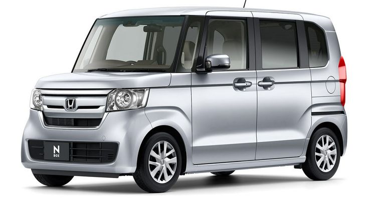Honda Introduces The New N-Box In Japan
