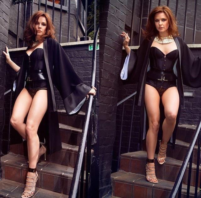 Rebecca Ferguson 00003 | Zeman Celeb Legs Gallery