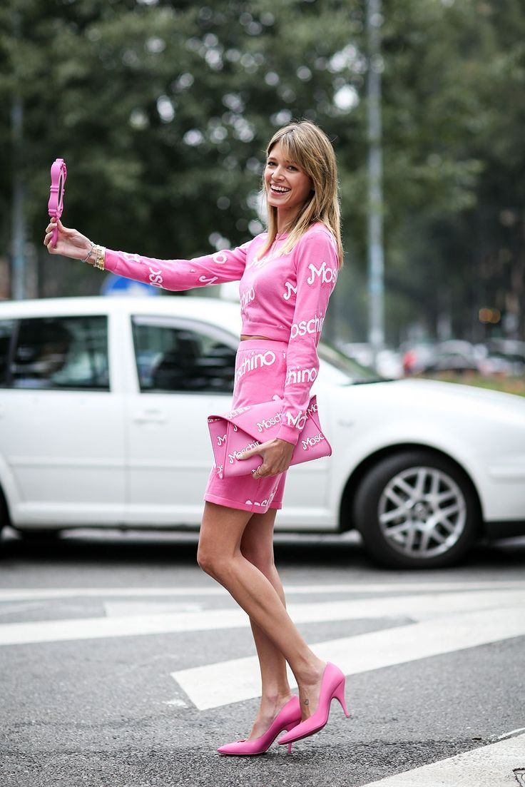 Can you overdo pink? Let us know what you think?