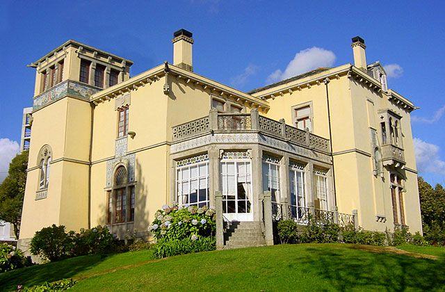 O Museu está a comemorar 20 anos mas a casa onde está alojado está a comemorar 120 anos. O solar foi mandado construir por João Santiago de Carvalho.