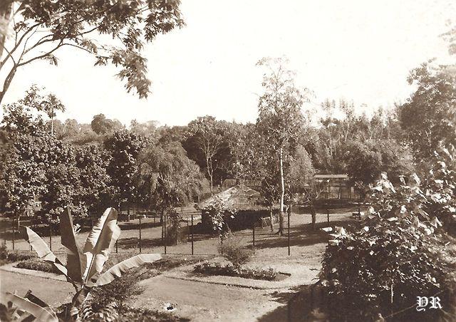 Kebun Binatang Cihideung Lembang