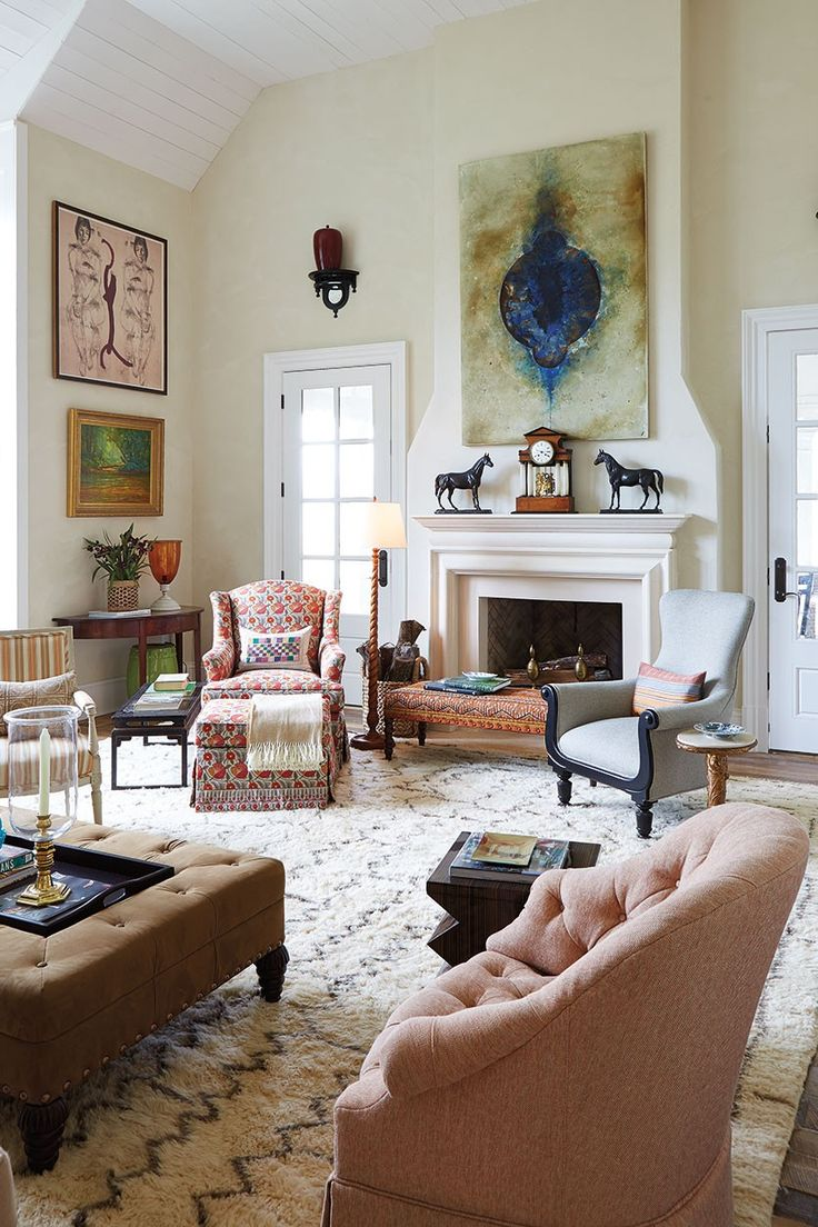 southern living room designs. 2015 southern living idea house designed by bunny williams in charlottesville, virginia room designs o