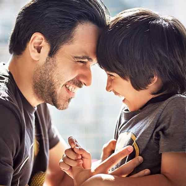 Emraan Hashmi'with his son Ayaan
