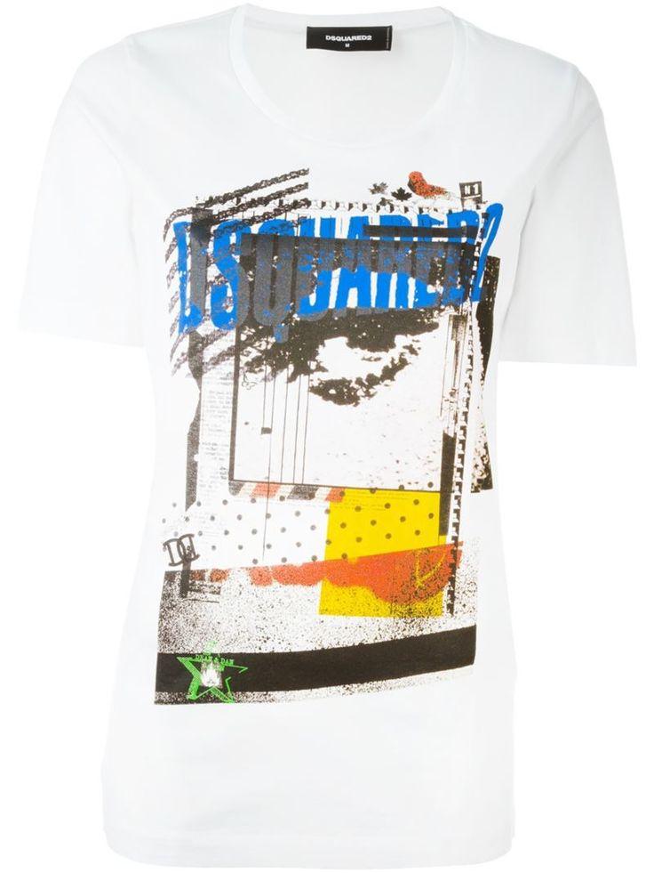プリント柄 Tシャツ | レディース - トップス - Tシャツ | 海外通販ならLASO(ラソ)