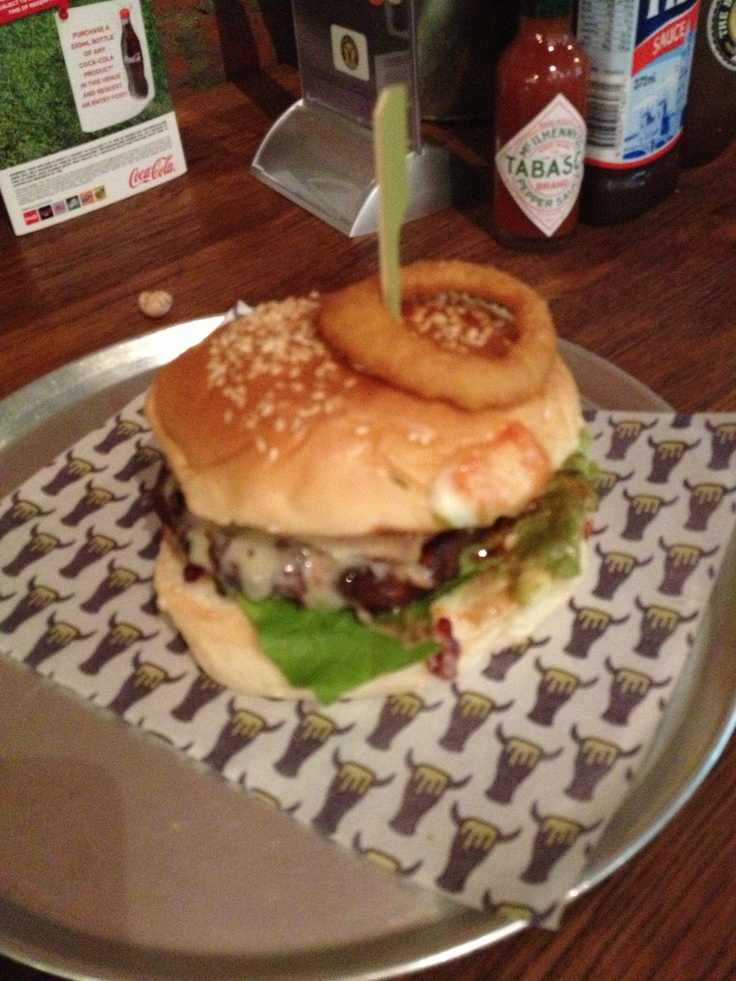 Burger and beer lounge swan st Richmond
