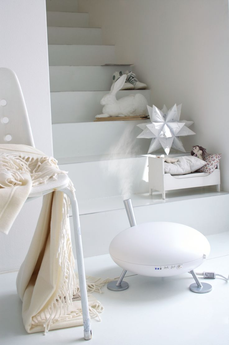 """Stadler Form Fred Humidifier - www.stadlerformusa.com - receive 10% discount by using code """"PINTEREST"""" during check out"""