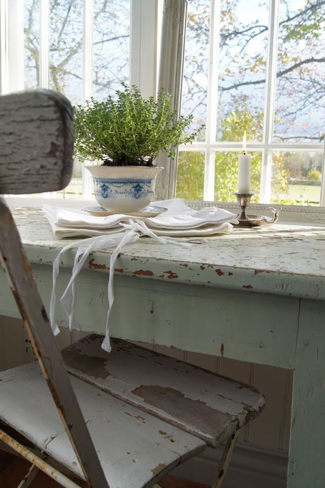 Home Shabby Home:Arredare Vintage: le sedie in stile bistrot francese
