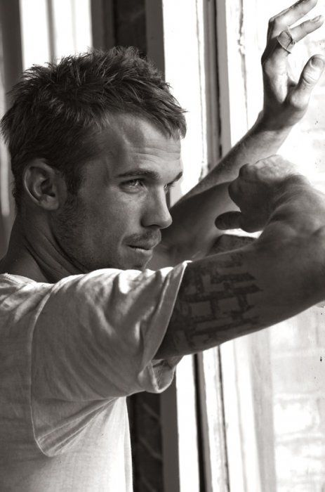 Cam Gigandet....whenever I picture christen grey for some reason this is who I picture