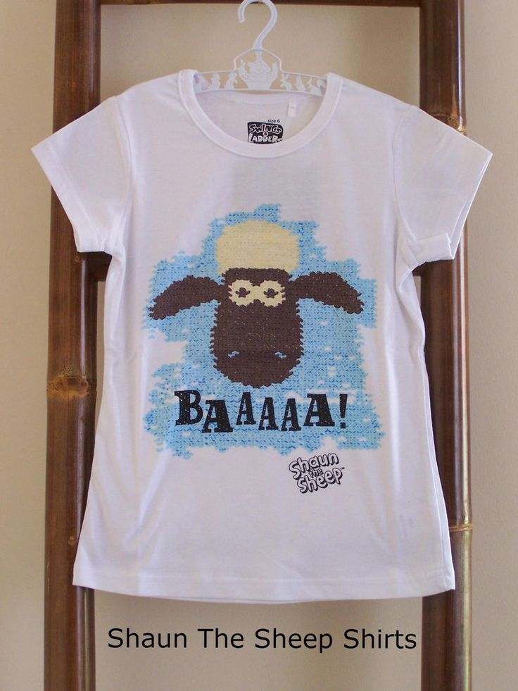 Shaun The Sheep Shirts
