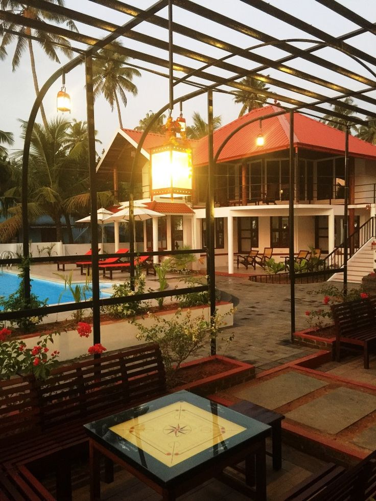Hotel Review - Le Petit Elephant, Kochi