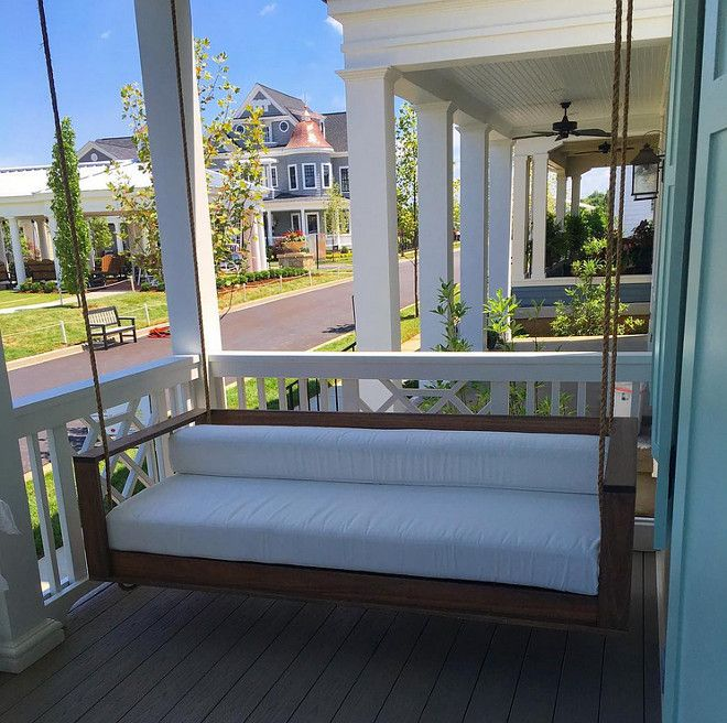Front Porch Swings Farmhouse Exterior: 523 Best Front Porch Images On Pinterest