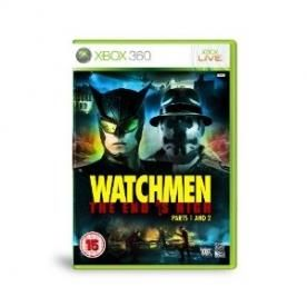 Watchmen The End Is Nigh 1 & 2 Game Xbox 360 | http://gamesactions.com shares #new #latest #videogames #games for #pc #psp #ps3 #wii #xbox #nintendo #3ds