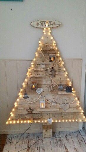 Self made Christmas tree