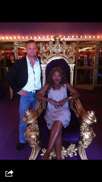 Congolese girl dating didier