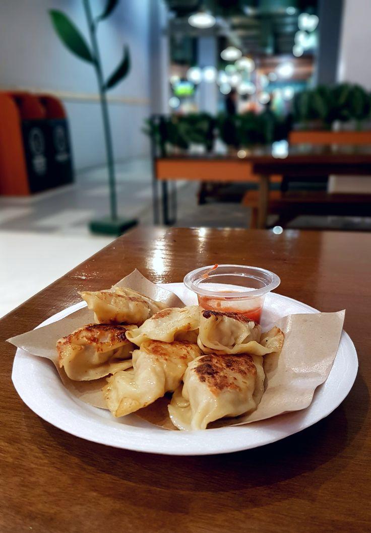 """""""Kuotie Shantung"""", Food Garden Lippo Mall Puri, Jakarta"""