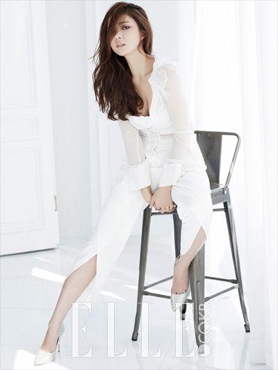 스타 화보 컬렉션 | 엘르 코리아 (ELLE KOREA) Shin Se Kyung