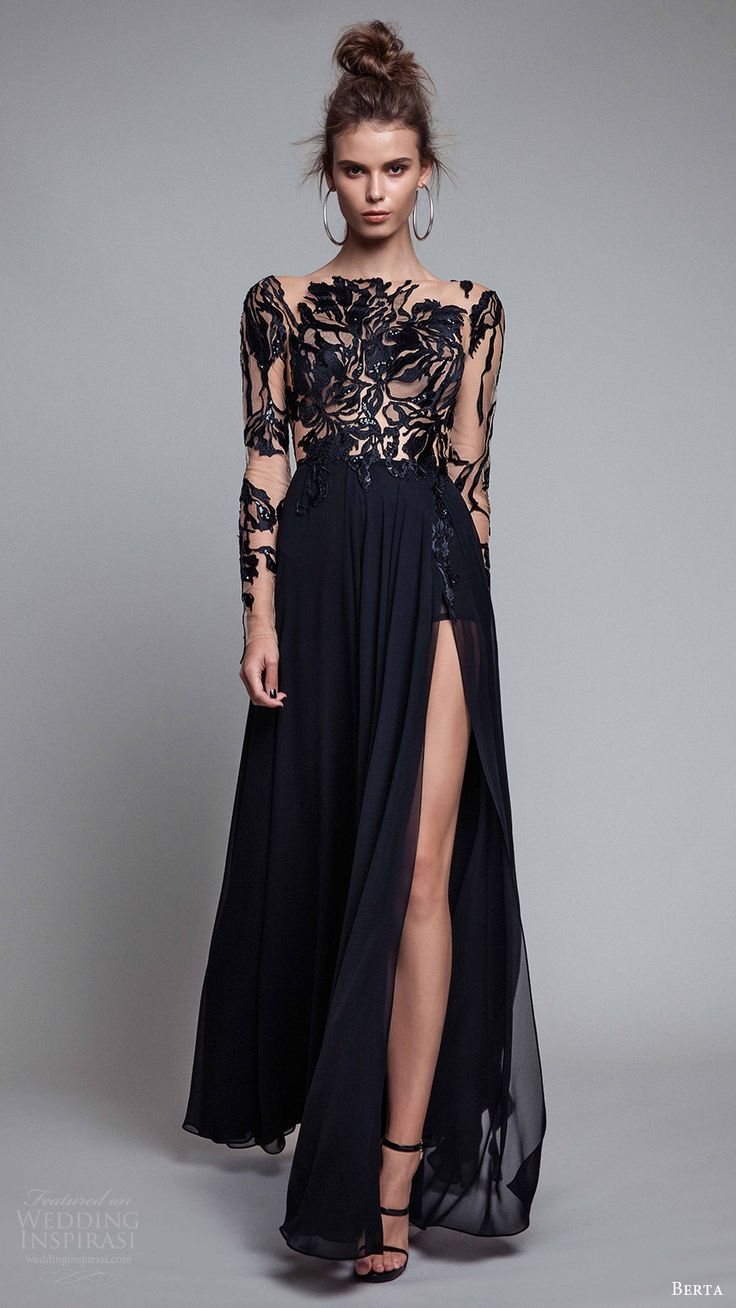 Best 25+ Navy evening dresses ideas on Pinterest | Goddess prom ...