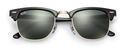 Ray-Ban RB3016 unisex 1 - CLUBMASTER CLASSIC SUN | Official Ray-Ban Online Store