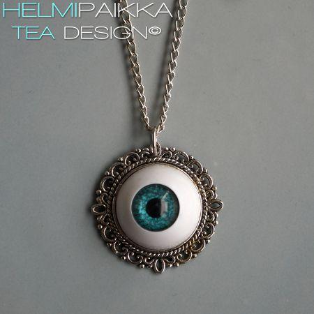 Silmäkaulakoru
