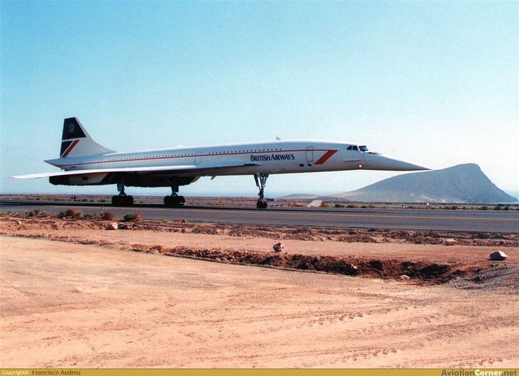 Concorde en Ibiza