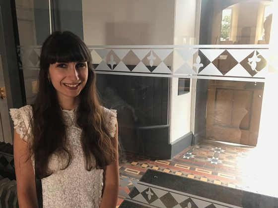 Interior Design grad sees decor incorporated into historic Leicester Castle