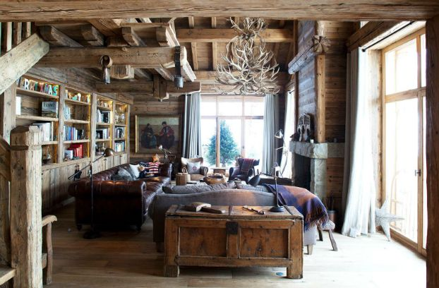 Magnificent Chalet Faithful to the Traditional Savoyard Style 3