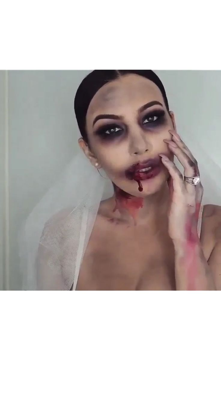 best dark n weird images on pinterest make up looks carnivals