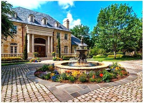 https://www.facebook.com/leovandesign    Front Yard Curb Appeal Ideas  #outdoorfocalpoint #outdoor #landscape