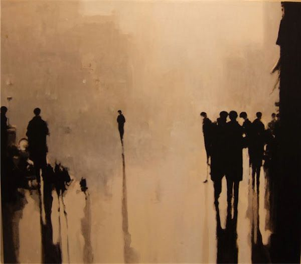 city2,  by Geoffrey Johnson