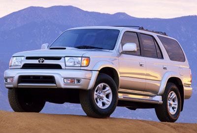 Cool Cars: Toyota 4Runner