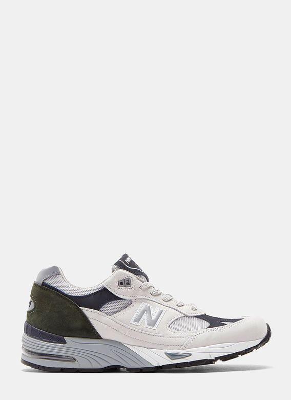 Men's Designer Trainers Shoes   Discover Now LN-CC - 991 UK Leather Sneakers