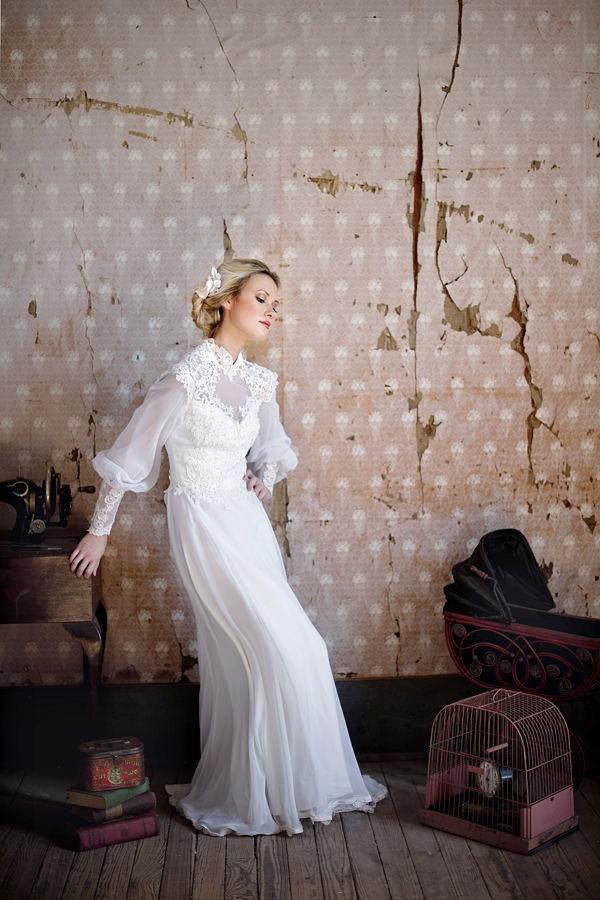 more vintage bride