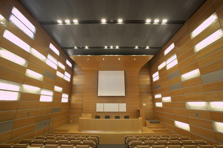 Papieska Akademia Teologiczna, Armstrong Sufity Podwieszane,ceiling, sufit akustyczny, acoustic, szkolnictwo