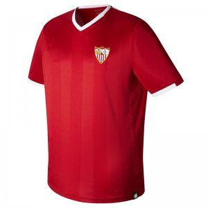 Sevilla FC 2017-18 Season Away Los Nervionenses Shirt [K647]