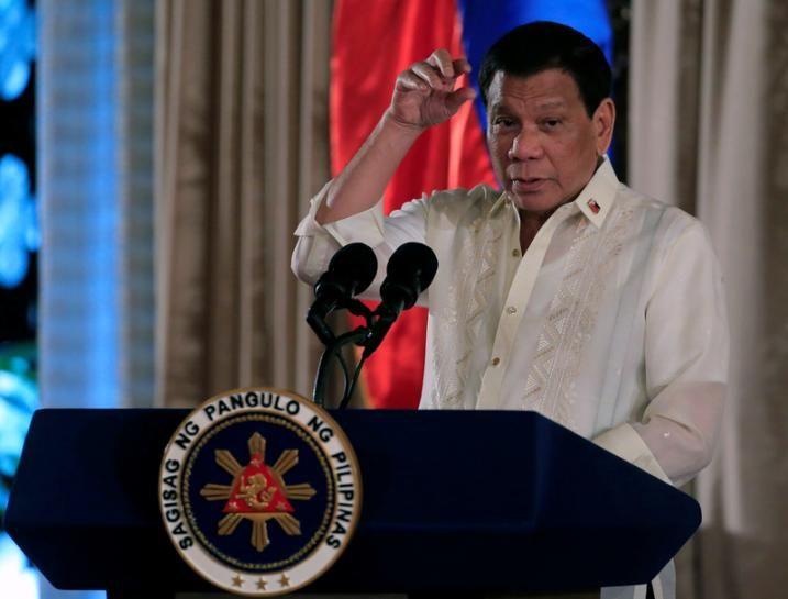 #Duterte #Changes Tune, Praises #USA...