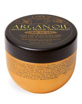 Маска для волос с маслом Арганы интенсивно восстанавливающая увлажняющая ARGAN OIL Kativa, 250 мл. от Kativa за 690 руб!