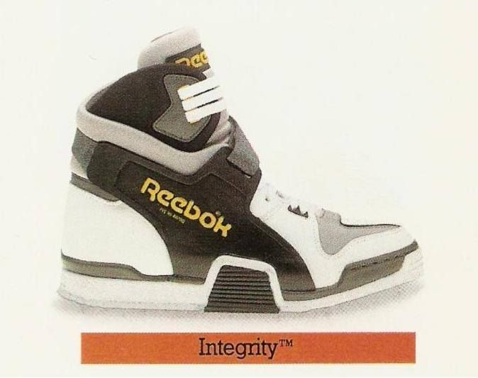 reebok shoes the reflex arc ppt file