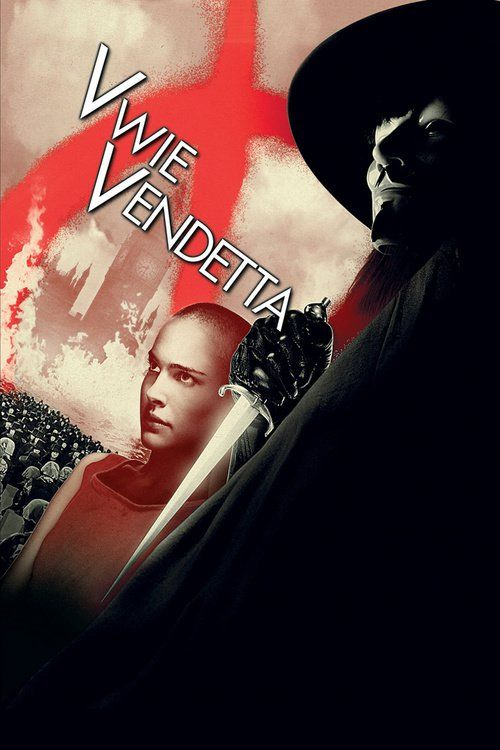 Watch V for Vendetta (2005) Full Movie HD Free Download