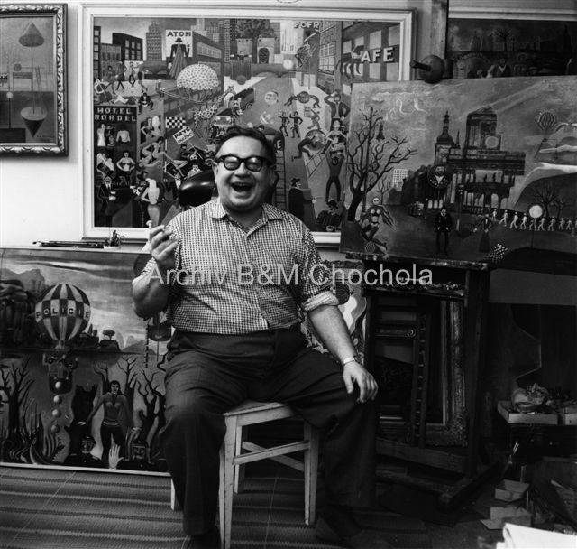 Václav Chochola - Josef Hlinomaz
